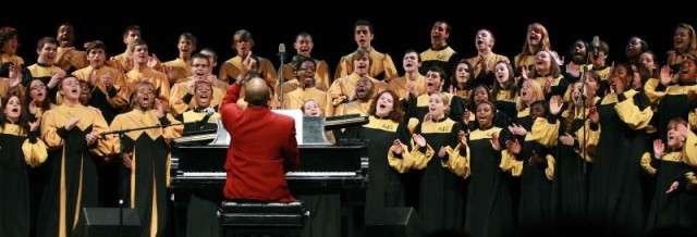 Appalachian State University Gospel Choir