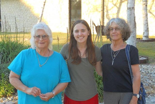 Gail (Charoula's partner), Maddie and Charoula