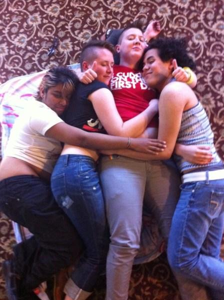 spooning workshop after-party