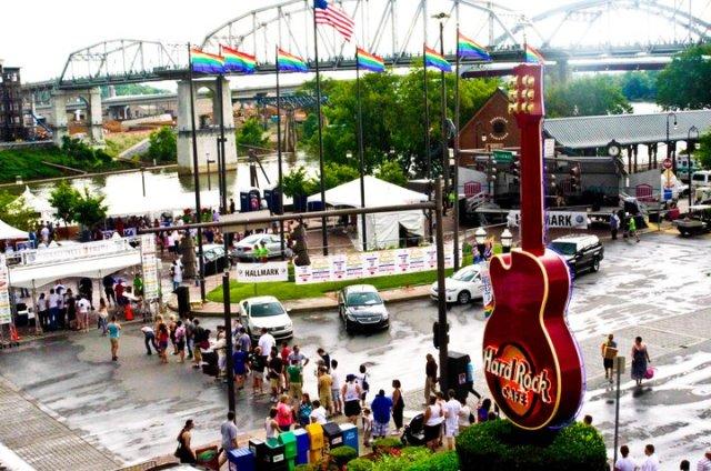 Photo Credit: KS Imagery of Nashvillepride.org