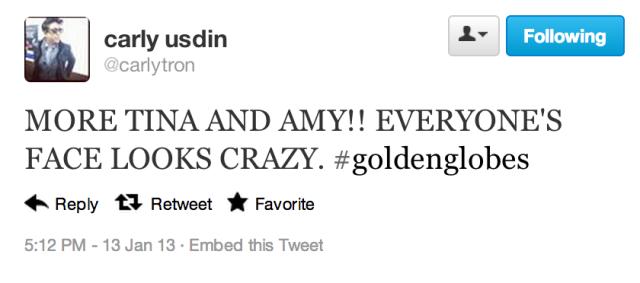 carly tweet