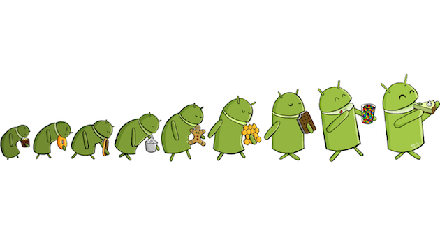 I will freely admit my last Droid had honeycomb. via Manu Cornet with Creative Commons
