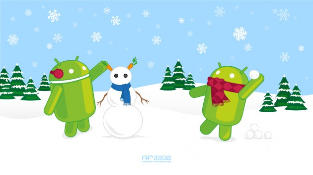 Well this is cute. via androidnewsgator.com
