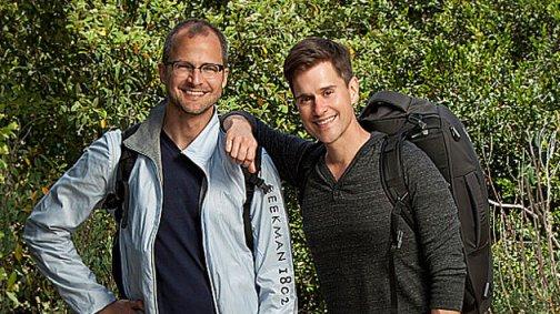 "Josh Kilmer-Purcell & Brent Ridge on ""The Amazing Race"""