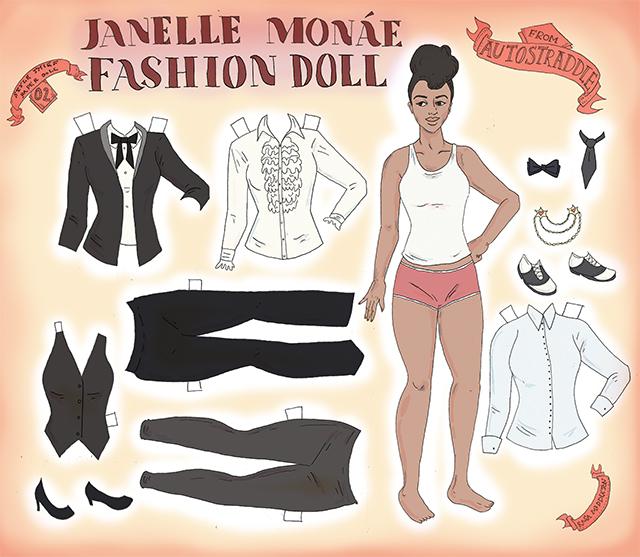 janelle monae_paper doll