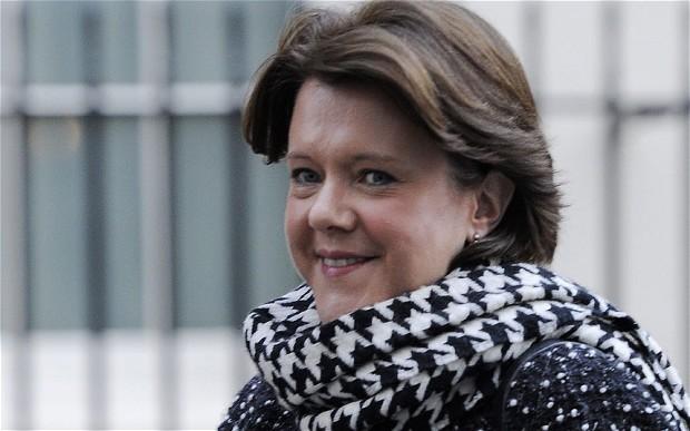 MP Maria Miller via Telegraph.co.uk
