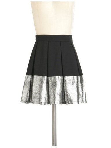 no place like chrome skirt