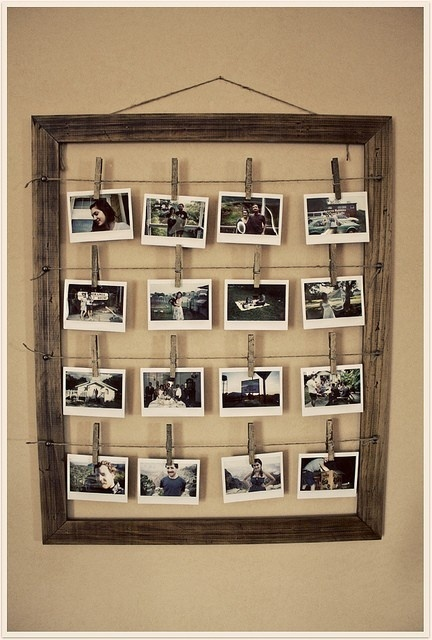 How To Make A Clothesline Frame Because Trust Me You Want One ...