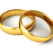 wedding bands via shutterstock