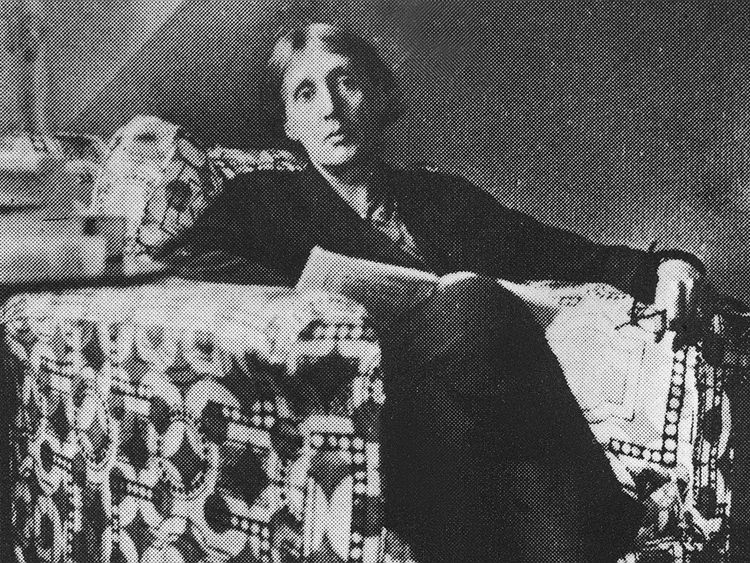 I'm just going to fill this post with awesome pictures of Virginia Woolf!