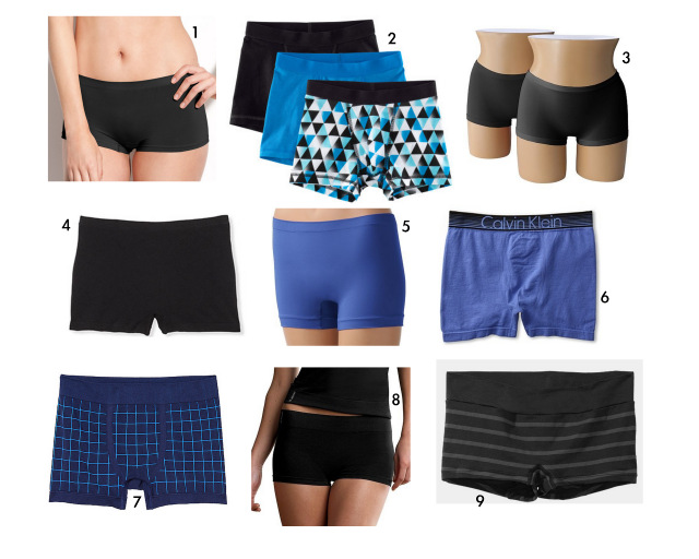 Boyshorts and Girltrunks 102: Your Queer Underwear Guide ...