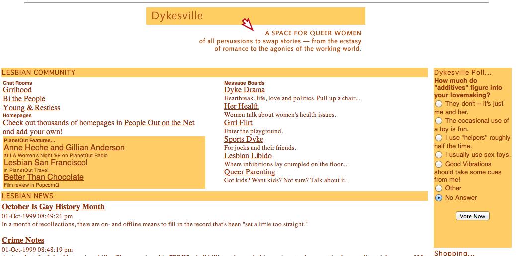 DYKESVILLE-1999