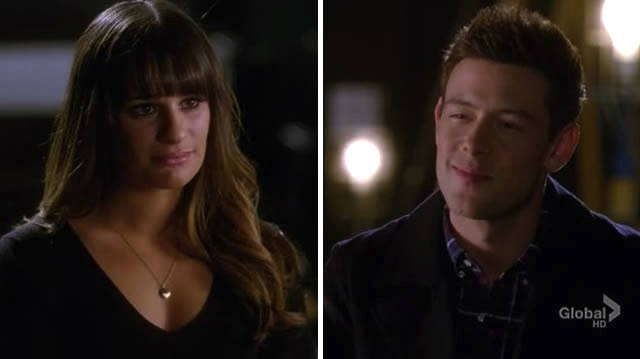 Glee fanfiction puck and rachel dating bruce 7