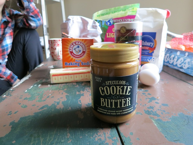 let's be real this recipe uses a lot of ingredients but everything is overshadowed by the star itself, cookie butter