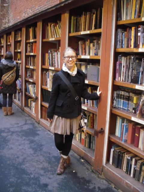 Kate and Books