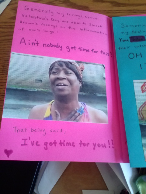 Sweet Brown Valentine