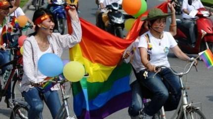 Pride in Vietnam via AFP