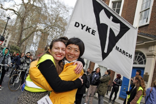 Dyke March London returns after 25 years