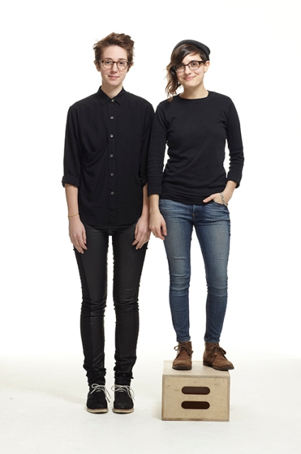 jenny mcclary and allie leepson of veer nyc