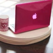 red-laptop