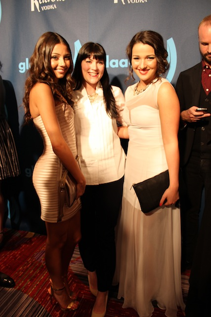 i loved the degrassi girls so much, not least because they're canadian copyright vanessa friedman