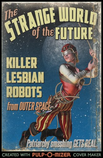 killer lesbian robots