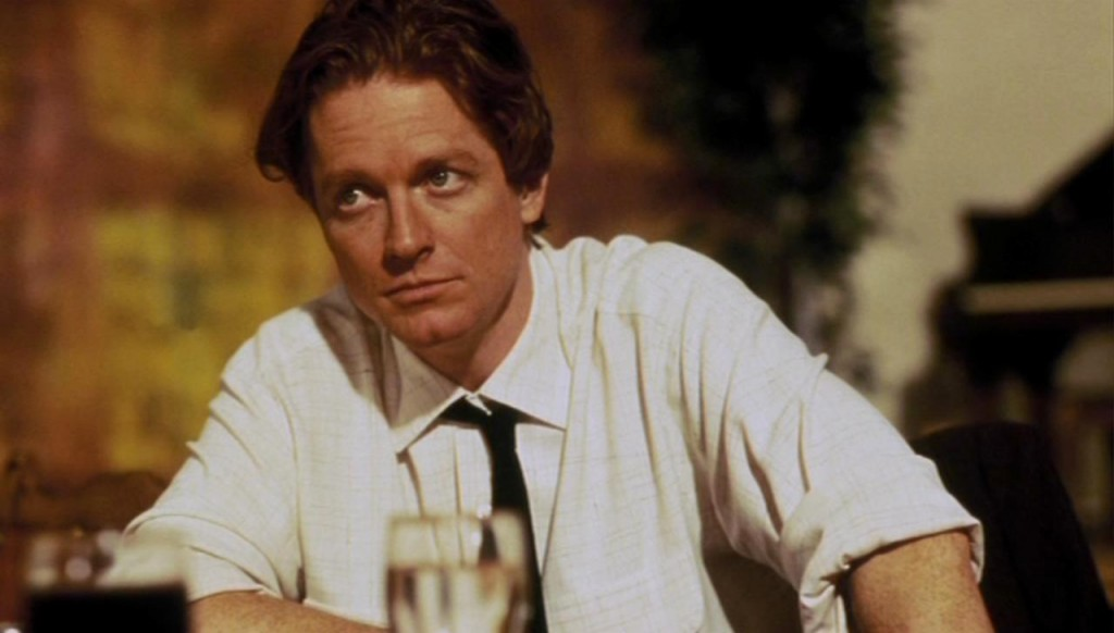 "Eric Stoltz in ""Kicking and Screaming,"" which I watched every day for about a month in 1999"