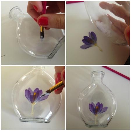 flower gluing 1