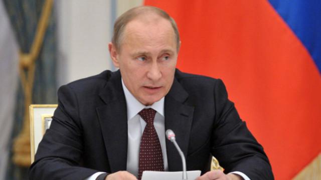 Russian President Vladimir Putin via nserbia.info