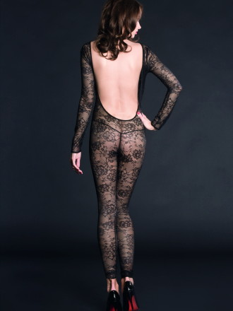 Maison Close Villa des Lys Catsuit