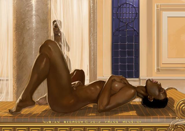 art by fransmensinkartist via black