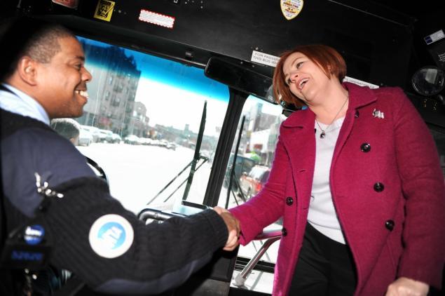 Bilderesultat for talking to bus driver