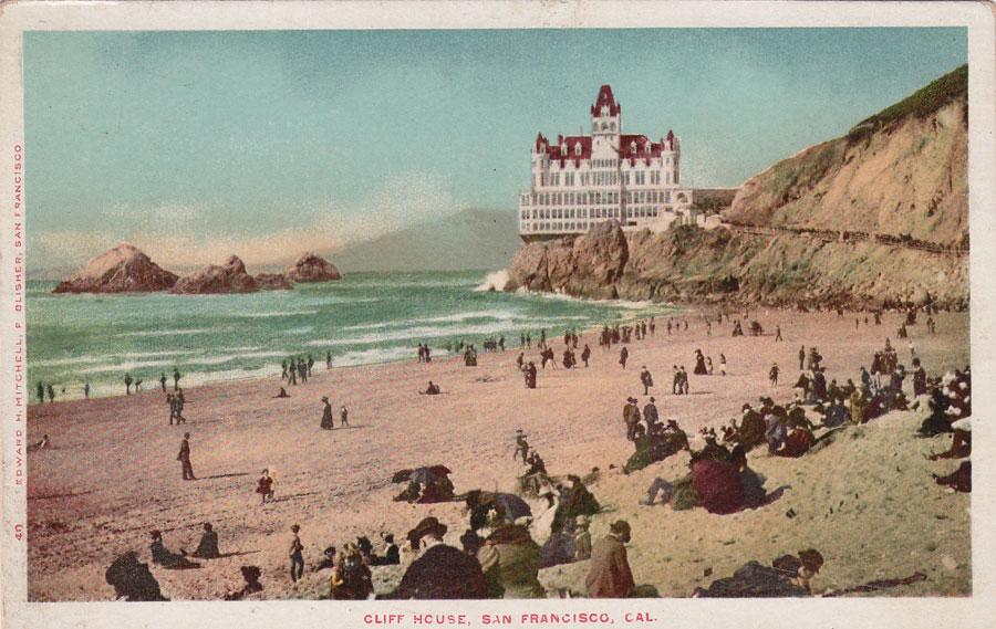 San Francisco Ocean Beach Hotel The Best Beaches In World