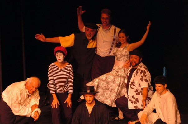 The Fantasticks - Author's Image
