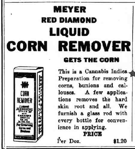 via antique cannabis book