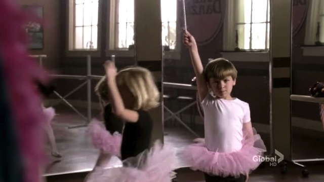 baby kurt taking a stand for all of sparklepony kind