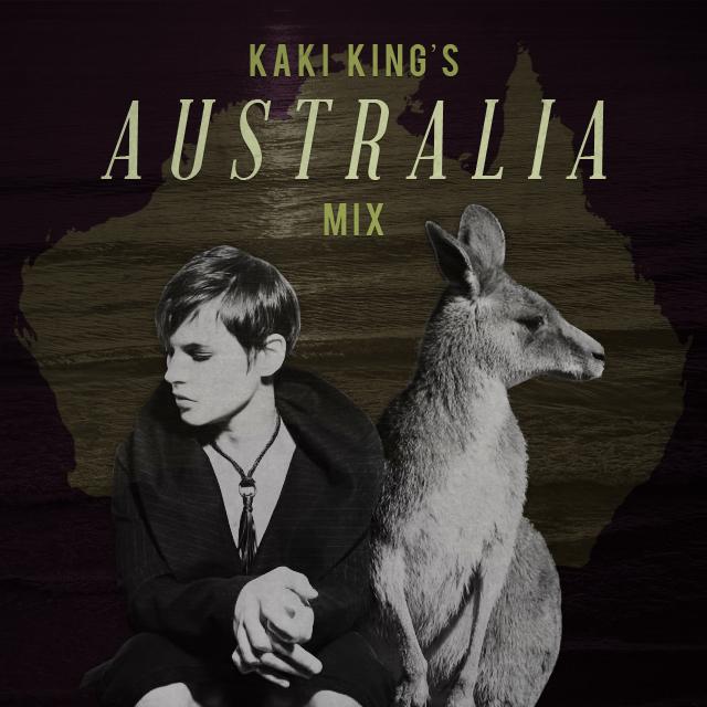 Kaki King cover