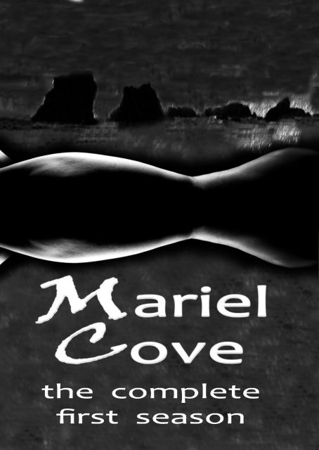 Mariel Cove Book Cover BW