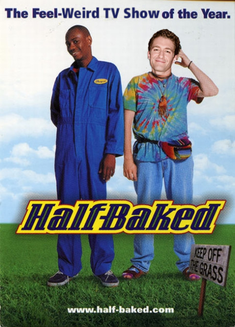 """half baked"" is an accurate description of most of the ideas contributing to the construction of this show"
