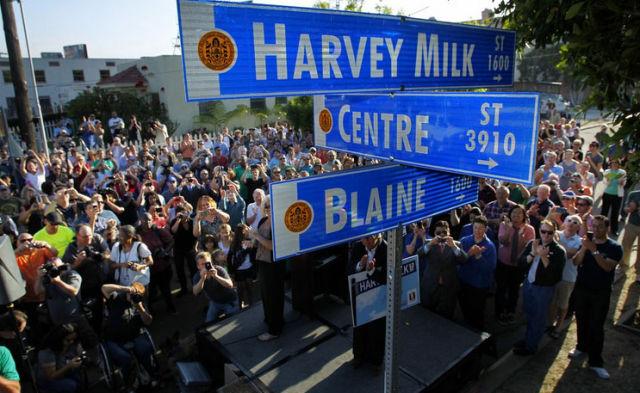 harvey-milk-street-unveiling