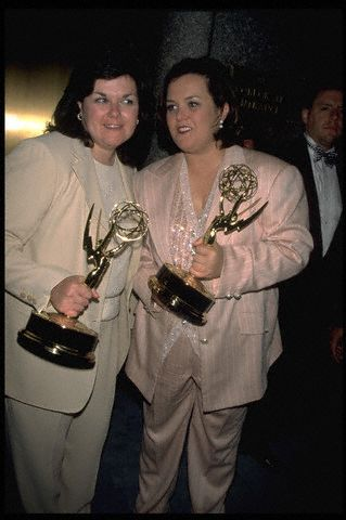 Rosie O'Donnell, 1998 (DAYTIME EMMY AWARDS IN NEW YORK --- Image by © Gregory Pace/Sygma/Corbis)