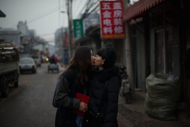 CHINA-RIGHTS-HOMOSEXUALITY