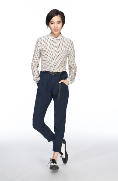 this is basically a perfect outfit via uniqlo