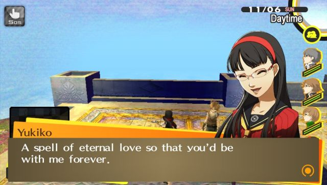 Yukiko, I really hope you're bi