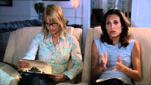 Alice stages an intervention for Callie and Arizona.