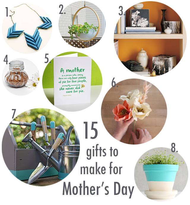 Make A Thing 15 Gifts To Make For Mother S Day Autostraddle