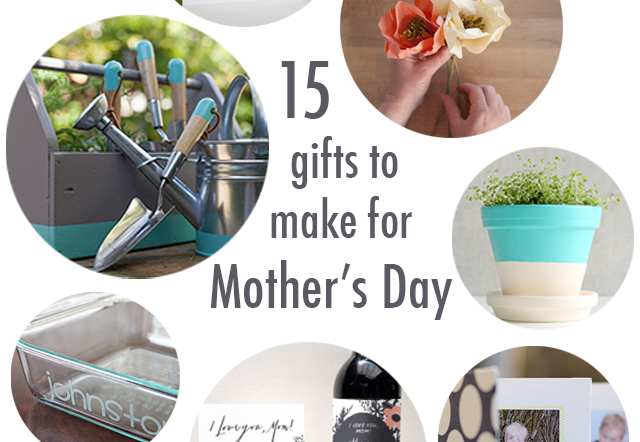 make a thing mother's day collage feature image