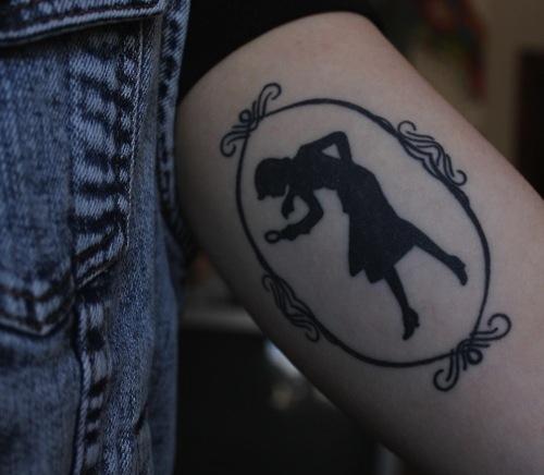 nancy drew tattoo via buzzfeed