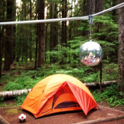 tent-disco-ball