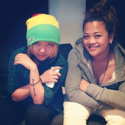 cheesa tweeted her support of charice today